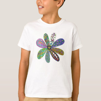 Flower power de la curación SMA Camisas