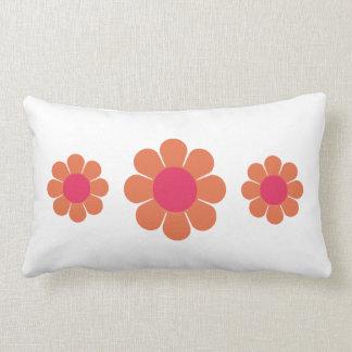 flower power de los años 70 almohadas