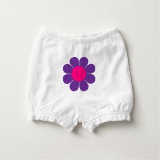 Flower Power Diaper Cover