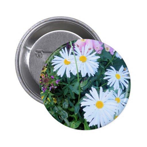 flower power en Alaska Pin