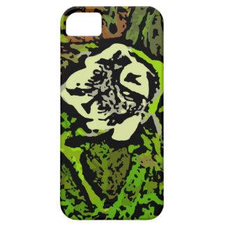 Flower power en verde iPhone 5 cobertura