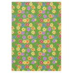 Flower Power Fabric Pattern + your ideas