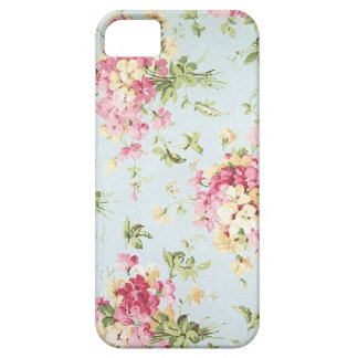 ¡Flower power! iPhone 5 Protectores