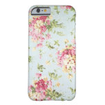 ¡Flower power! Funda De iPhone 6 Barely There