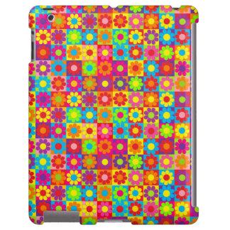 Flower power funda para iPad