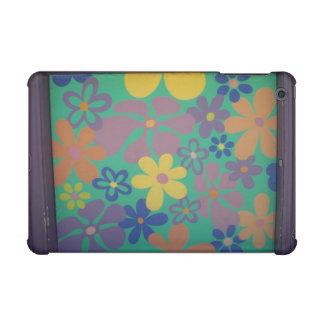 Flower Power Garage Door iPad Mini Cover