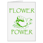 """Flower Power"" Greeting Cards"