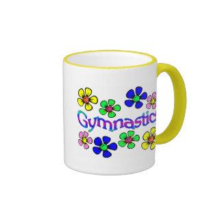 Flower Power Gymnastics  mug