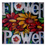 Flower power impresiones