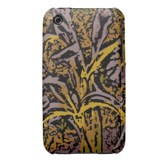 Flower Power in Lavender Case-Mate iPhone 3 Case