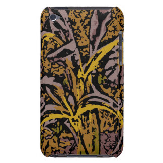 Flower Power in Lavender Case-Mate iPod Touch Case