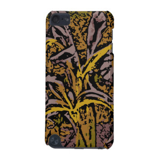 Flower Power in Lavender iPod Touch (5th Generation) Cover