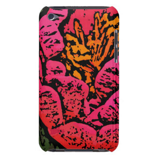 Flower Power in Red and Yellow iPod Touch Cover