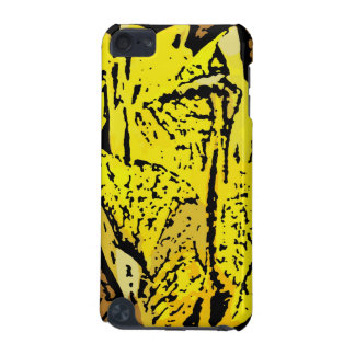 Flower Power in yellow iPod Touch 5G Cases