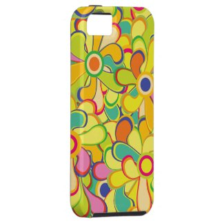 Flower Power iPhone 5 Cases