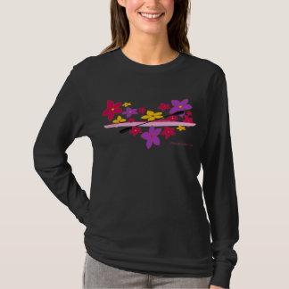 Flower Power Kayak T-Shirt