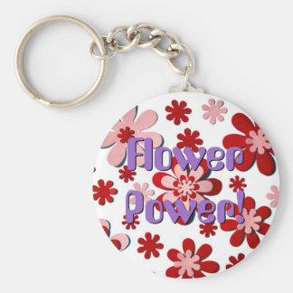 Flower Power! Keychain