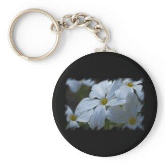 Flower Power Keychains