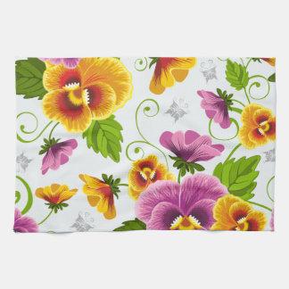 Flower Power Kitchen Towel