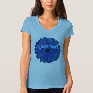 Flower power ladies' t-shirt