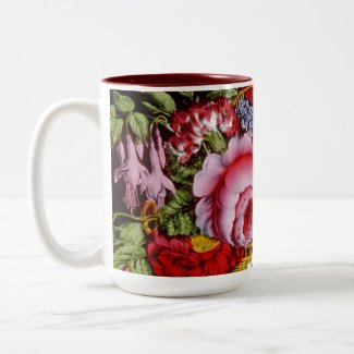 Flower Power mug