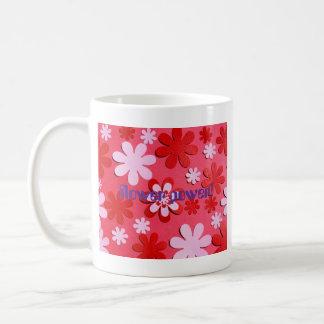 flower power mug