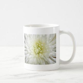 Flower Power Classic White Coffee Mug