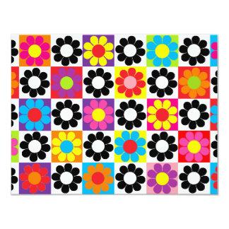 Flower power multicolor múltiple comunicados