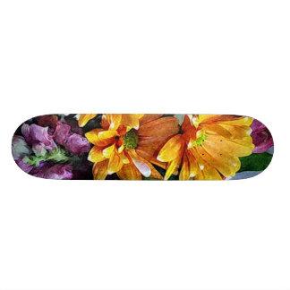 Flower Power No. 1 Custom Skateboard