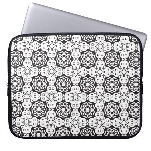 Flower Power Pattern Laptop Sleeve