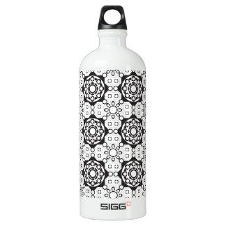 Flower Power Pattern SIGG Traveler 1.0L Water Bottle