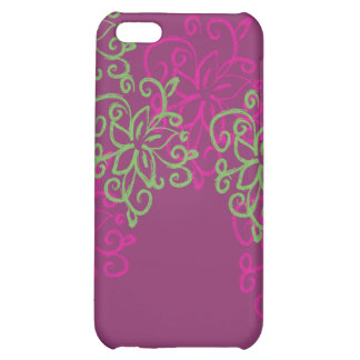 Flower Power Phone Case Cover For iPhone 5C