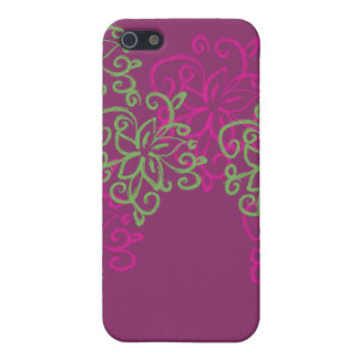 Flower Power Phone Case Cases For iPhone 5