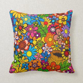 Flower Power! Pillow