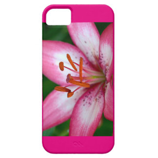 Flower Power Pink iPhone SE/5/5s Case
