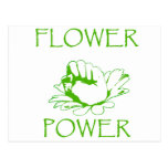 """Flower Power"" Post Cards"