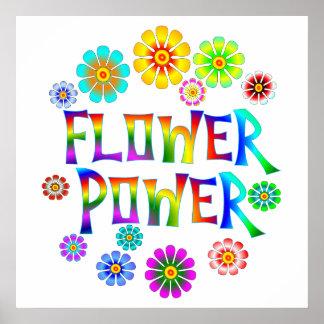 FLOWER POWER PÓSTER