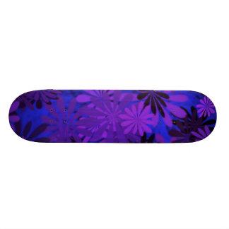 Flower power Skatebroad Patineta Personalizada