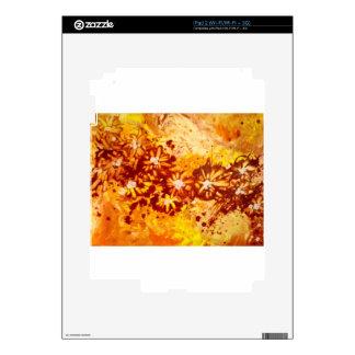 Flower Power Skin For iPad 2