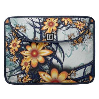 Flower Power Sleeve For MacBooks