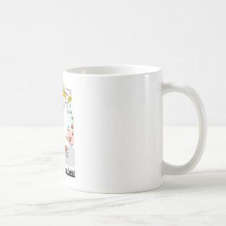 Flower Power Spirit (Angiosperm Life Cycle) Coffee Mug