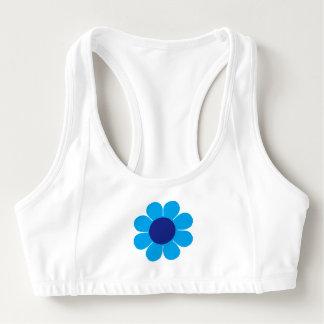 Flower Power Sports Bra
