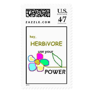 Flower Power Stamp