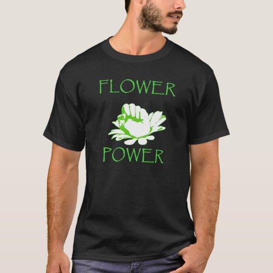 """""""Flower Power"""" T-Shirt"""