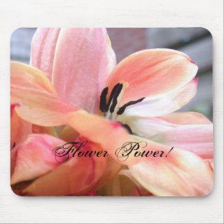 ¡Flower power! Alfombrilla De Ratón