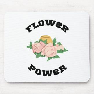 Flower power tapete de raton