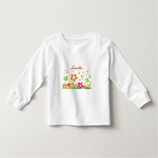 Flower Power toddler long sleeve Toddler T-shirt