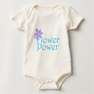 flower power rompers