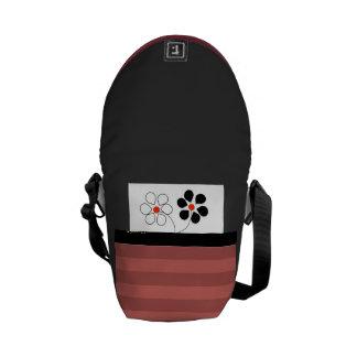 Flower Power Uniform- Mini Messenger Bag