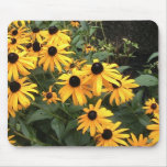 Flower Power Yellow Series Mouse Pad